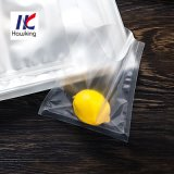 High Transparent Plastic Food Packaging Storage Plain Vacuum Pouch