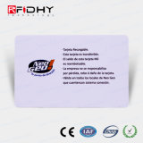 Bottom Price MIFARE (R) 1K RFID Paper Card for Ticket Payment