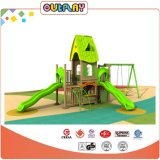 Wood Plastic Composite Material (WPC) Outdoor Playground (Model: OP-WP1705)