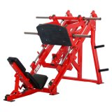 Professional Fitness Gym Equipment Degree Leg Press Hammer Strength Machine