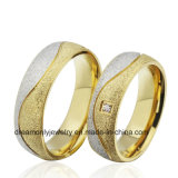 High Quality Steel Wedding Ring