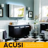 Wholesale Ameican Modern Style Solid Wood Bathroom Vanity (ACS1-W07)