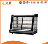 2016 Popular Catering Equipment Warming Showcase for Wholesale