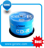 Compact Disc Customize Logo Blank CDR 52X 700MB