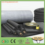 Isoflex Foil-Glass Cloth Facing Factory Insulation Rubber Foam Blanket
