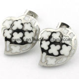 Wholesale Enamel Steel Jewelry Fashion Earring