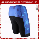 Hot Selling Sublimation Customcheap Professional Cycling Pants (ELTCSI-6)