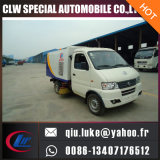 China 4*2 Truck Mounted Street Sweeper Truck