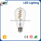 Ce RoHS Approval LED Bulb spiral From China