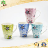 Sunflower Ceramic Coffee Mug for Customer Gift Melon Cup
