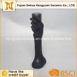 Arm Skeleton Design Halloween Candle Holder