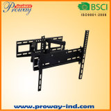 TV Wall Mount Bracket for Most 26-55 Inch Flat Screen TV, with Full Motion Swivel Articulating Dual Arms, up to Vesa 400X400mm and 110lbs