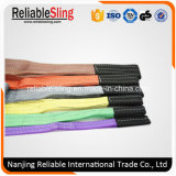 Polyeter Double Eyes Webbing Sling Safety Factor 7: 1