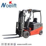 Reliable Electric Forklift Truck 2.5t Four-Wheel Hangcha with 3m 2-Stage Mast
