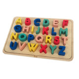 3D Wooden ABC My First Alphabet Puzzle Toy