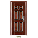 Steel Door Exterior Door Entrance Door Security Door Africa Popular (FD-918)