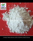 White Sintered Tabular Alumina for Refractory Raw Material