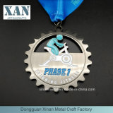 Gym Custom-Made Metal Enamel Keep-Fit Souvenir Medal