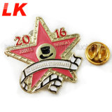 Wholesale Price Paint Emoji Christmas Gift Metal Lapel Pin