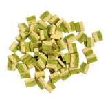 Duck/Chicken and Vegetables Cubes Dried Pet Food Dog Treats