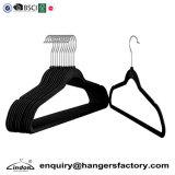 Custom Amazon Basics 50 Thin Black Velvet Hanger Wholesale