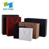 Full Color Printing Cheap Brown Gift Bag Kraft Christmas Paper Bag