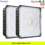Aluminum Housing LED Canopy Light 80W LED High Bay Retrofit Recessed Explosion-Proof Gas Station