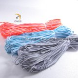 Cheap Colored High Visibility Light Black Yellow Red Blue Grey Silver Polyester Retro Reflective Binding Piping Tape