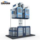 Hot Sale Construction Hoist/Elevator/Lift Sc200/200 with Double Cage
