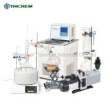 2kg Weight and Electric Power Source Short Path Distillation Equipment