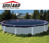 580GSM Cheap 1000*1000d PVC Tarp Swimming Pool Winter Cover