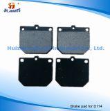 Auto Parts Brake Pad for Toyota D114 Mitsubishi/Isuzu/Lexus/Nissan/Suzuki/Honda/Mazda/Subaru