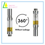 Glass Cartridge Ceramic Coil Cbd Oil Vape Pen Atomizer
