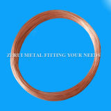 3.0mmx1.5mm Capillary Copper Tube for Domestic Refrigerator