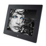 Black /White 8 Inch Digital Photo Frame From China Factory