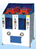 Automatic Cover-Type Sole Attaching Machine (DOUBLE UNIT)