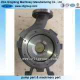 Sand Casting Stainless/Carbon Steel Durco Pump Body