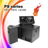 Ls1200 800W Professional Single 18inch Outdoor Bass Speaker