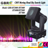 Cmy Outdoor Moving Head Sky Searchlight (GBR-HT5000)