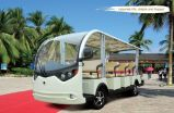 14 Seat Electric Sightseeing Vehicle
