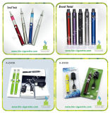 Cheap Evod Kit with High Quality, Variable Voltage Evod Twist Kit with 3.2V-4.8V Evod Twist Battery and Evod Clearomizer