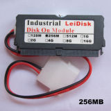 40pin IDE Flash 256m Leidisk Disk on Module 256MB Industrial Dom