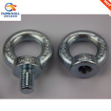 Forged Galvanized Steel Male DIN580 Eye Bolt