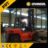 China Yto 5t Forklift Truck Cpcd50 with Isuzu Engine