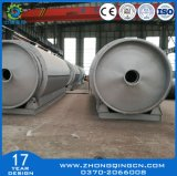 Environmental Friendly Waste Tires/Waste Plastics/Waste Rubber to Diesel Oil Pyrolysis Machine/Recycling Machine/Processing Machine with CE, SGS, ISO, BV