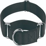 Adjustable Durable and Lightweight Classic Nylon Dog Collar