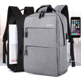 Casual Business Conference Double Shoulders Bag Laptop Computer Bag Custom-Made Backpack