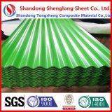 Colored Cheap Corrugated Steel Sheet / Coated Steel Sheet / China PPGI Steel