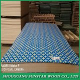 1.8mm/2mm/3mm/4mm New Design Style/Fancy Grooved Slot Paper Laminated Faced Coated Overlay Plywood/MDF Board