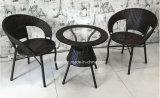 Outdoor Rattan Table and Chair Set for Garden (LL-RST001)